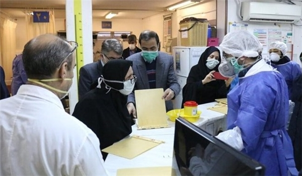 Tehran City Official: US Sanctions Preventing Imports of Needed Equipment to Fight against Coronavirus