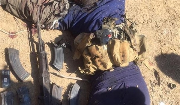 Over 39 ISIL Terrorists Killed by Iraqi Army in Salahuddin Province