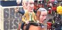 آلمان رژه عروسک ها