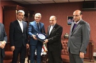 Tehran, Belgrade Resolute to Bolster Sports Cooperation