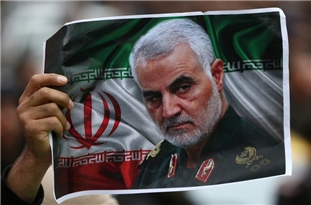 IRGC Commander Reiterates Iran's Firm Decision to Retaliate US Assassination of General Soleimani