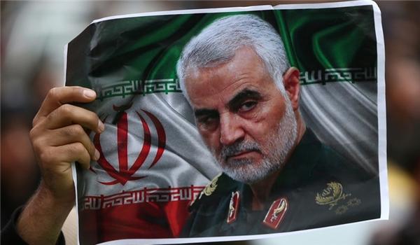 General Soleimani: Iran Not to Leave Palestine Alone