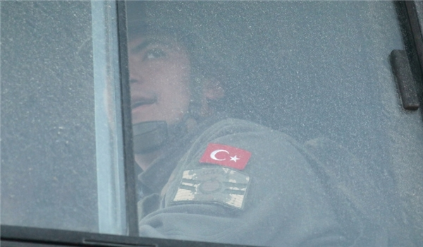 Russia: Turkish Soldiers Were with 'Terrorist Groups' When They Were Hit by Syrian Military