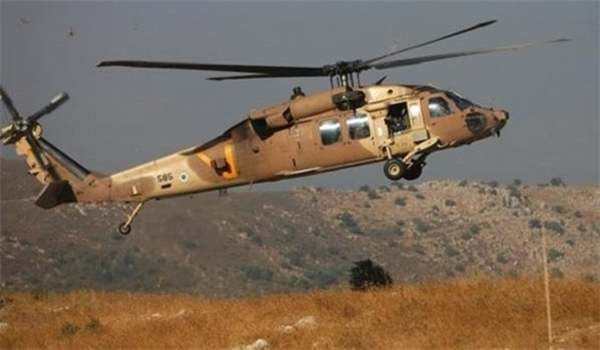 Israeli Helicopters Fire Missiles at Syrian Army Positions, 3 Soldiers Injured