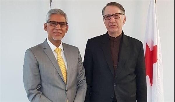 Iran Condemns US Political Approach to Coronavirus