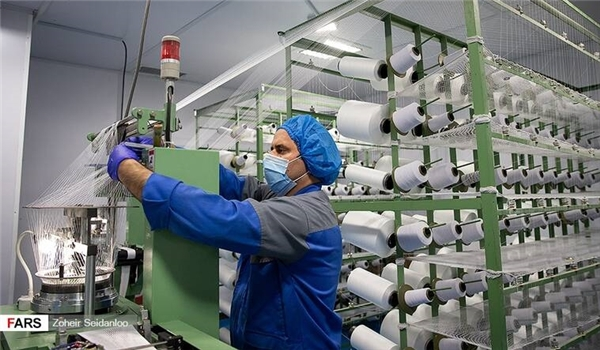 Official: Iran Trying to Gain Self-Sufficiency in Production of N95 Masks
