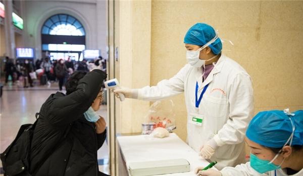 Iranian Company Makes Thermal Camera to Facilitate Fight against Coronavirus