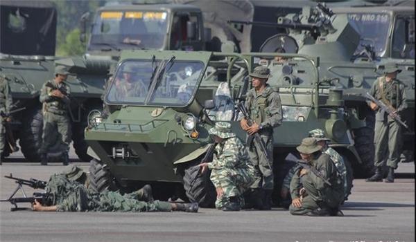 Maduro Announces Start of Unexpected Military Drills in Venezuela