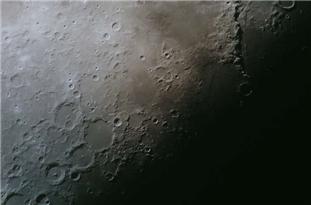Earth, Moon Not Identical Oxygen Twins