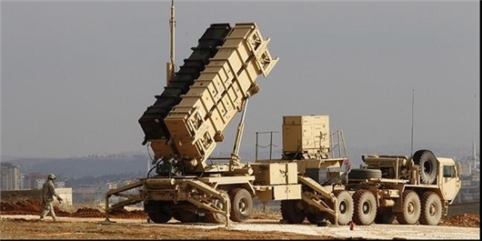 US Deploys Patriot Missile Shield Near Koniko Gas Field in Deir Ezzur
