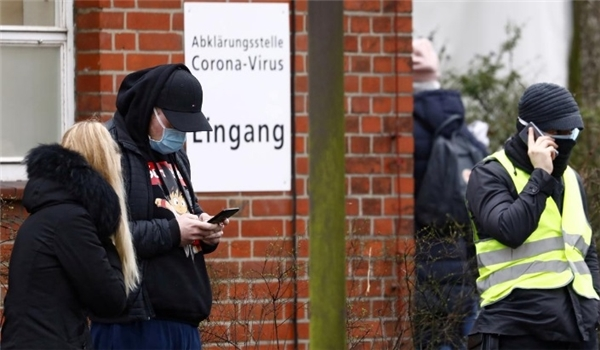 Number of COVID-19 Cases in Germany Exceeds 48,500, Death Toll Rises to 325