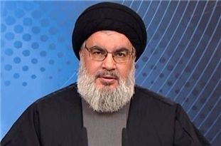 Nasrallah Vows to Complete General Soleimani's Efforts to Liberate Quds