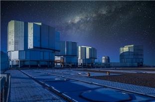 Exoplanet Where It Rains Iron
