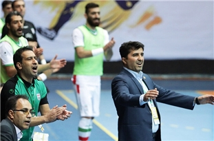 Iran's Futsal Coach among Best 6 in World