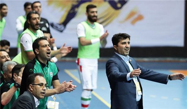 Iran's Futsal Coach among Best 6 in World