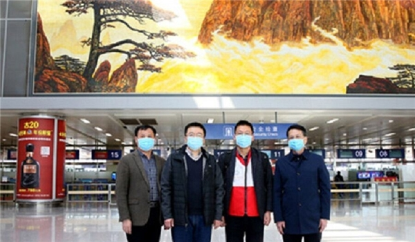 China's Red Cross Sends 2 More Specialists to Tehran to Boost Anti-COVID-19 Campaign