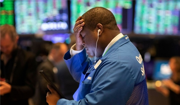 Dow futures Fall More Than 200 Points as Wall Street Struggles to Recover from Losses