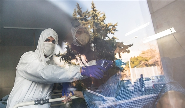 1,028 New Coronavirus Cases Diagnosed in Iran