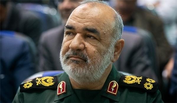Commander: Nour Military Satellite to Increase IRGC Defense Force's Strategic Intelligence