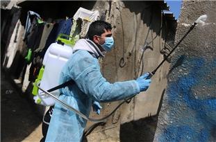 Akram al-Satarri: COVID-19 Spread Catastrophic in Dense Gaza