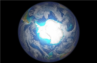 Fast Retreat: East Antarctica's Denman Glacier
