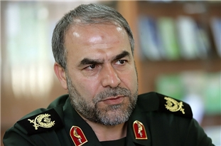 IRGC Deputy Commander: Surge in Production Key to Resolve Economic Problems in Iran