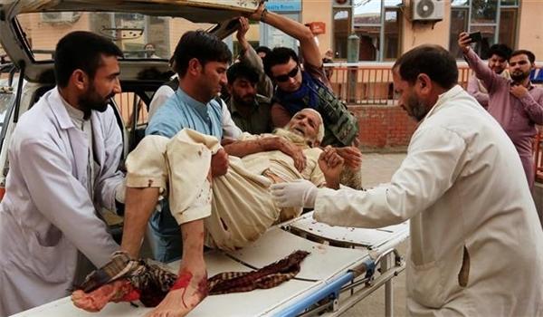 Gunmen Take 200 Hostage at Sikh-Hindu Temple in Afghan Capital