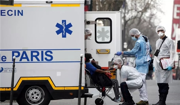 France Coronavirus Death Toll Surges to Nearly 5,400
