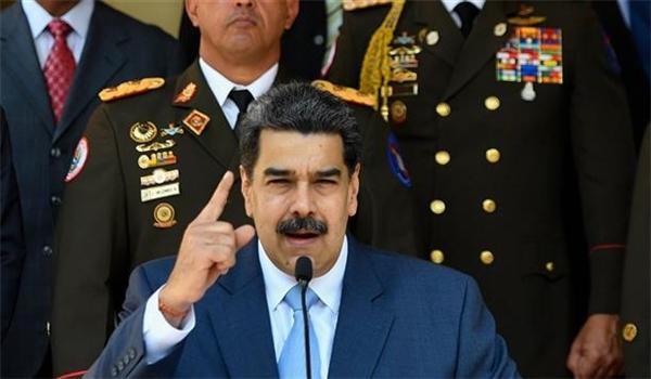 "Iran Condemns US' ""Baseless Accusations"" against Venezuelan President"