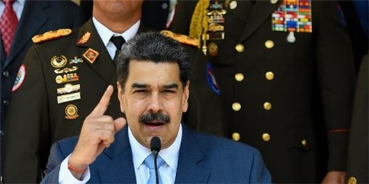 "Iran Condemns US' ""Baseless Accusations"" against Venezuelan President"