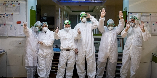 Upsurge in Coronavirus Cases in Iran Stems from Improvement of Patients Detection