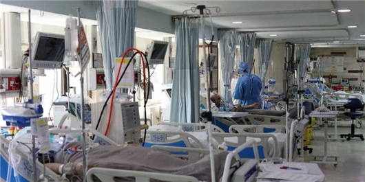Iran Reports 2,987 New Cases of COVID-19, over 15,000 Recoveries