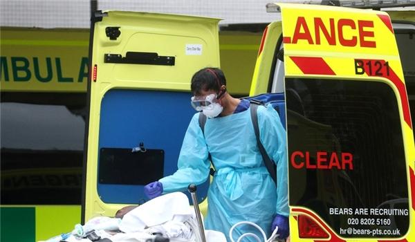 UK Coronavirus Death Toll Nears 3,000