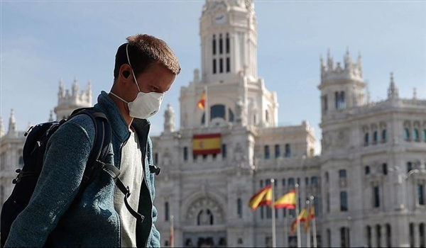 Spain Coronavirus Daily Death Toll Rises Again by 619 to Total of Nearly 17,000