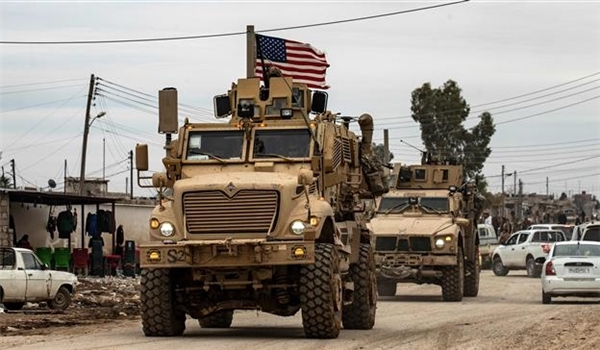 US Military Dispatches 35 Trucks to Oil-Rich Northeastern Syria