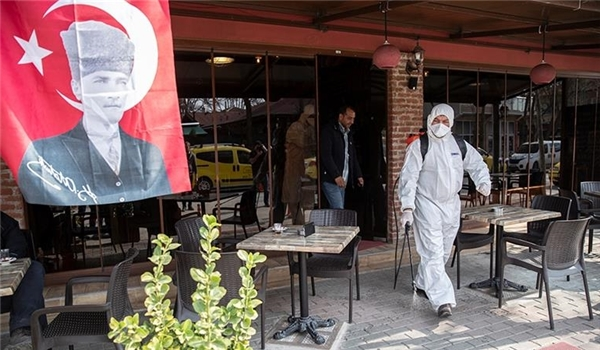 Turkey Confirms 3,148 New Cases of Coronavirus