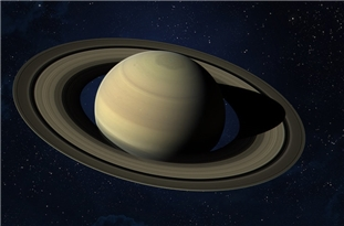 What Makes Saturn's Atmosphere So Hot
