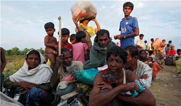 Rohingya Refugees' District in Bangladesh Under Lockdown Amid Rising Humanitarian Concerns