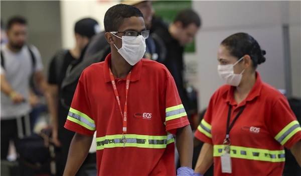 Brazil Reports 15,927 Cases, 800 Deaths from COVID-19
