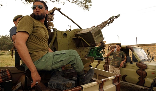 Report: UAE Buys Israeli Missile System for Libya Rebels