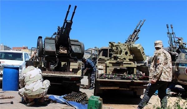 Libya's GNA Says No More Talks with Haftar