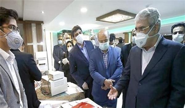 VP: Iran Self-Sufficient in Production of Anti-Coronavirus Equipment, Medicine