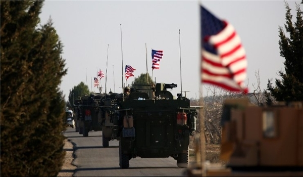 US Sends Huge Convoy of Logistics Supplies for Militants in Syria