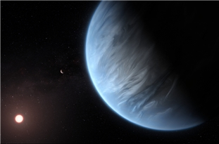 Studying Our Galaxy's 'Water Worlds'