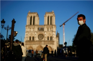 French Economy To Shrink 11% This Year
