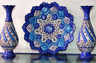 Iran's Annual Handicraft Exports Exceed $520 Million