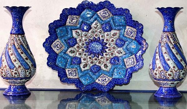 Iran's Annual Handicraft Exports Exceed $520 Million