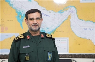 IRGC Navy Commander Calls for Withdrawal of Foreign Forces from Persian Gulf