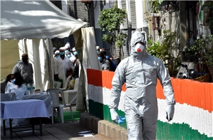 India COVID-19 Death Toll Tops 6,000 as Total Cases Near 217,000