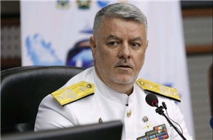 Commander Lauds Naval Industries' Role for Strategic Goals